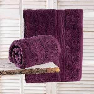 Evora purpurinis rankšluostis 50x90 cm