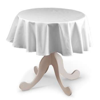 Rund bordsduk  - Dekoria.se