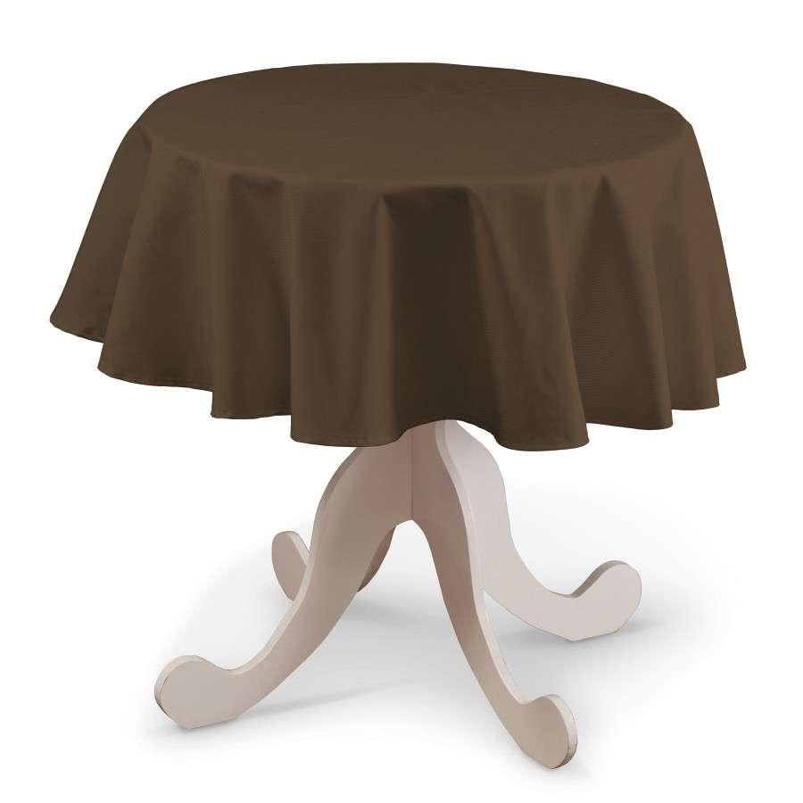 Runde borddug fra kollektionen Cotton Panama, Stof: 702-02