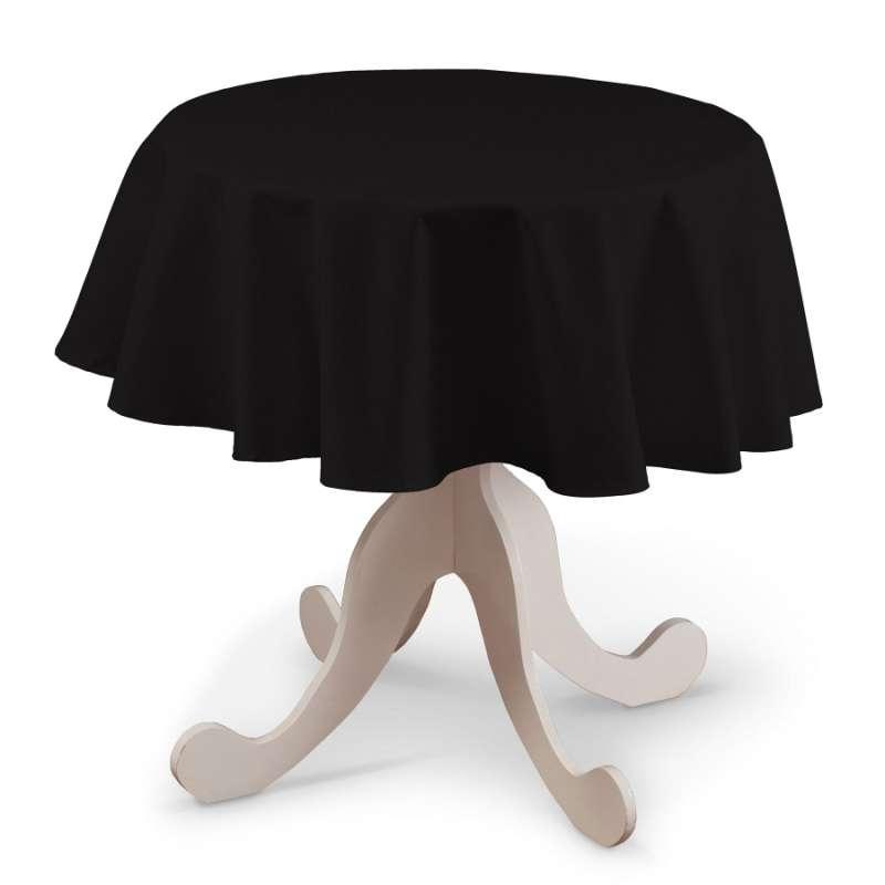 Kerek asztalterítő a kollekcióból Cotton Panama Bútorszövet, Dekoranyag: 702-09