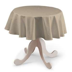 Runde Tischdecke Ø 135 cm von der Kollektion Edinburgh , Stoff: 115-78