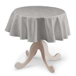 Runde Tischdecke Ø 135 cm von der Kollektion Damasco, Stoff: 613-81