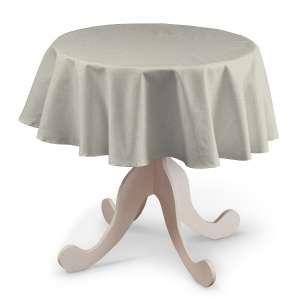 Staltiesės (apvaliam stalui) Ø 135 cm kolekcijoje Loneta , audinys: 133-65