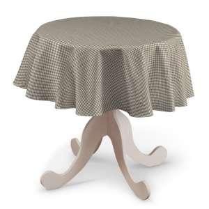 Staltiesės (apvaliam stalui) Ø 135 cm kolekcijoje Quadro, audinys: 136-05