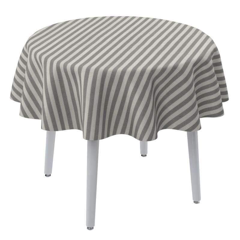 Staltiesės (apvaliam stalui) kolekcijoje Quadro, audinys: 136-12