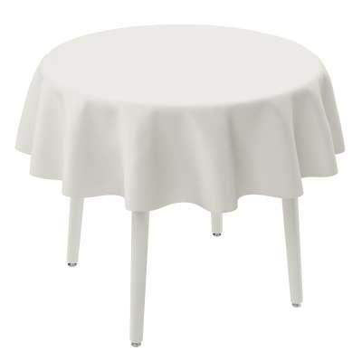 Rund bordduk fra kolleksjonen Cotton Panama, Stoffets bredde: 702-34