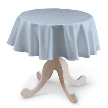 Runde Tischdecke Ø 135 cm von der Kollektion Loneta, Stoff: 133-35