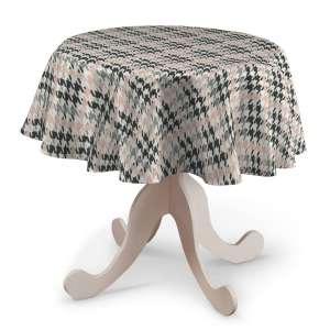 Runde Tischdecke Ø 135 cm von der Kollektion Brooklyn, Stoff: 137-75