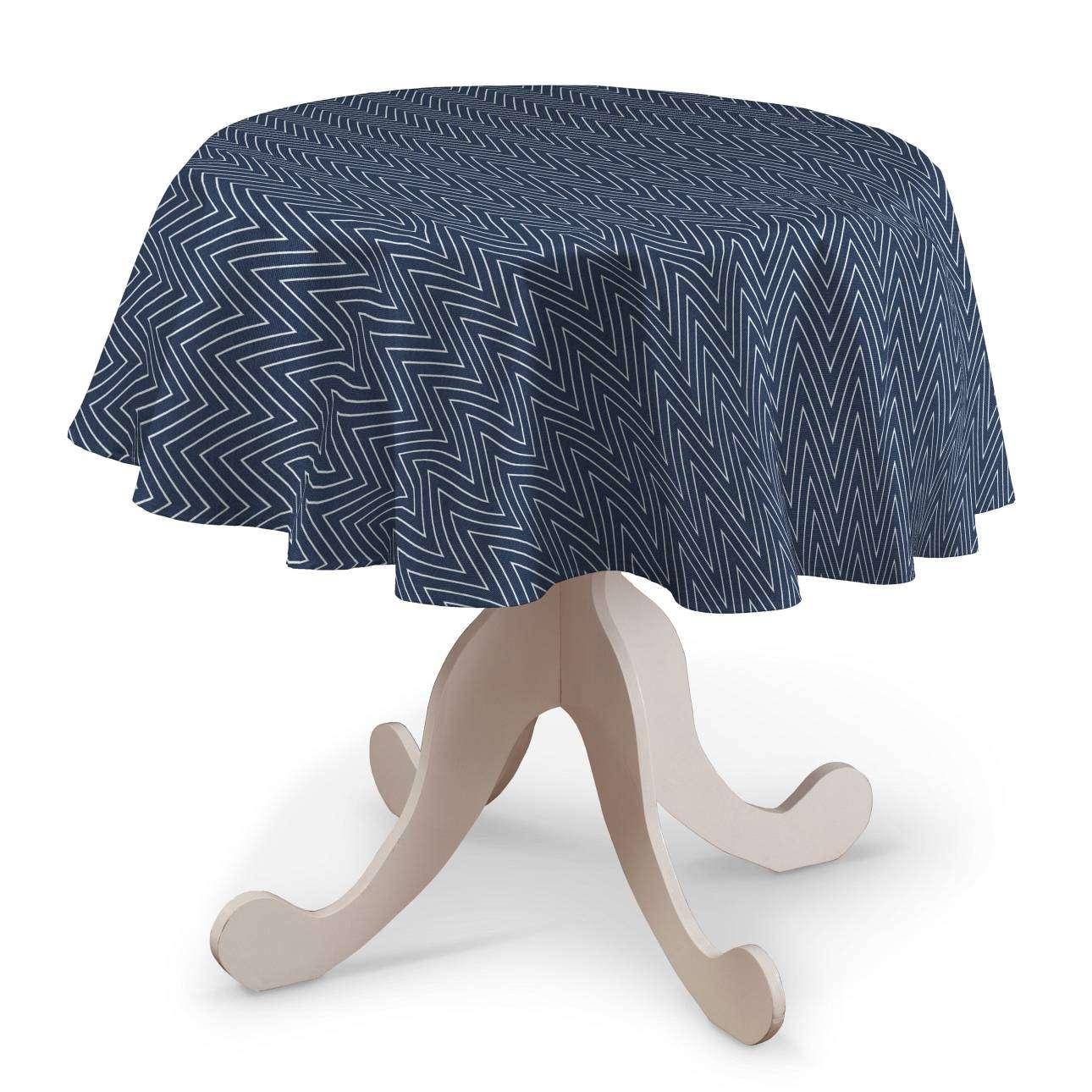 Staltiesės (apvaliam stalui) Ø 135 cm kolekcijoje Brooklyn, audinys: 137-88