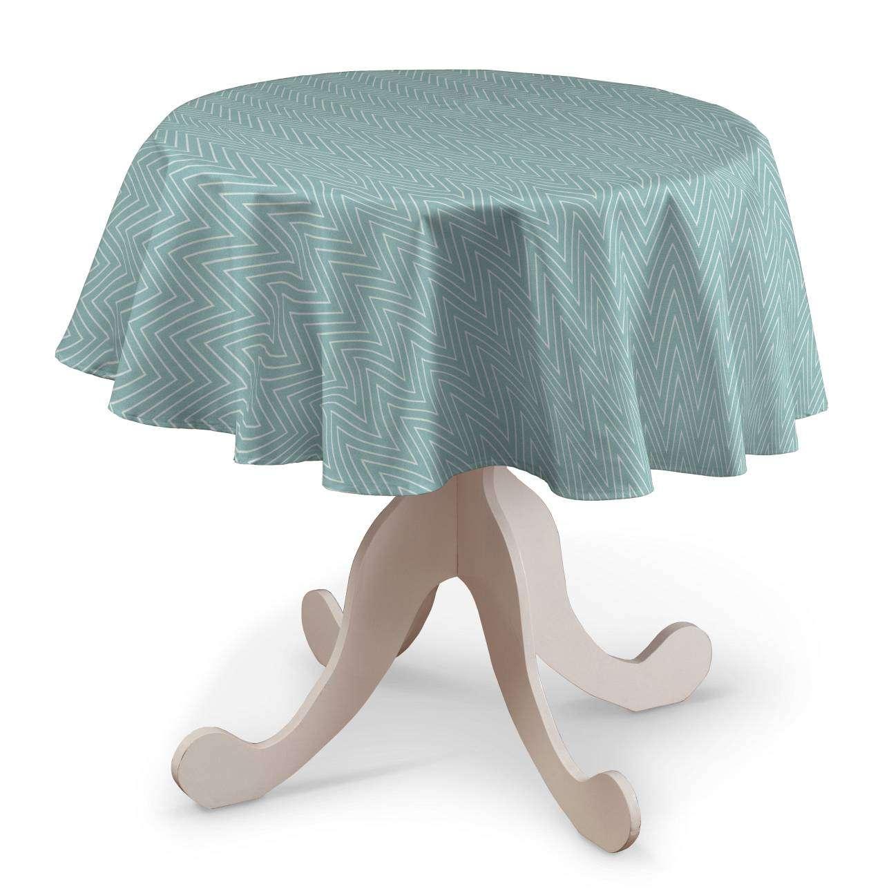 Staltiesės (apvaliam stalui) Ø 135 cm kolekcijoje Brooklyn, audinys: 137-90
