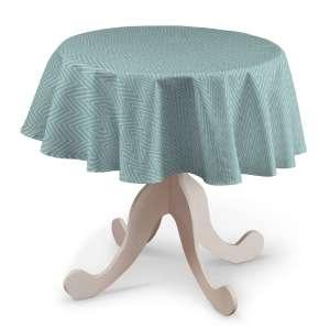 Runde Tischdecke Ø 135 cm von der Kollektion Brooklyn, Stoff: 137-90