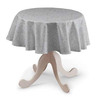 Runde borddug fra kollektionen Venice, Stof: 140-49