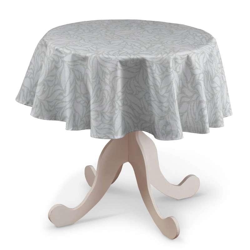 Runde borddug fra kollektionen Venice, Stof: 140-50