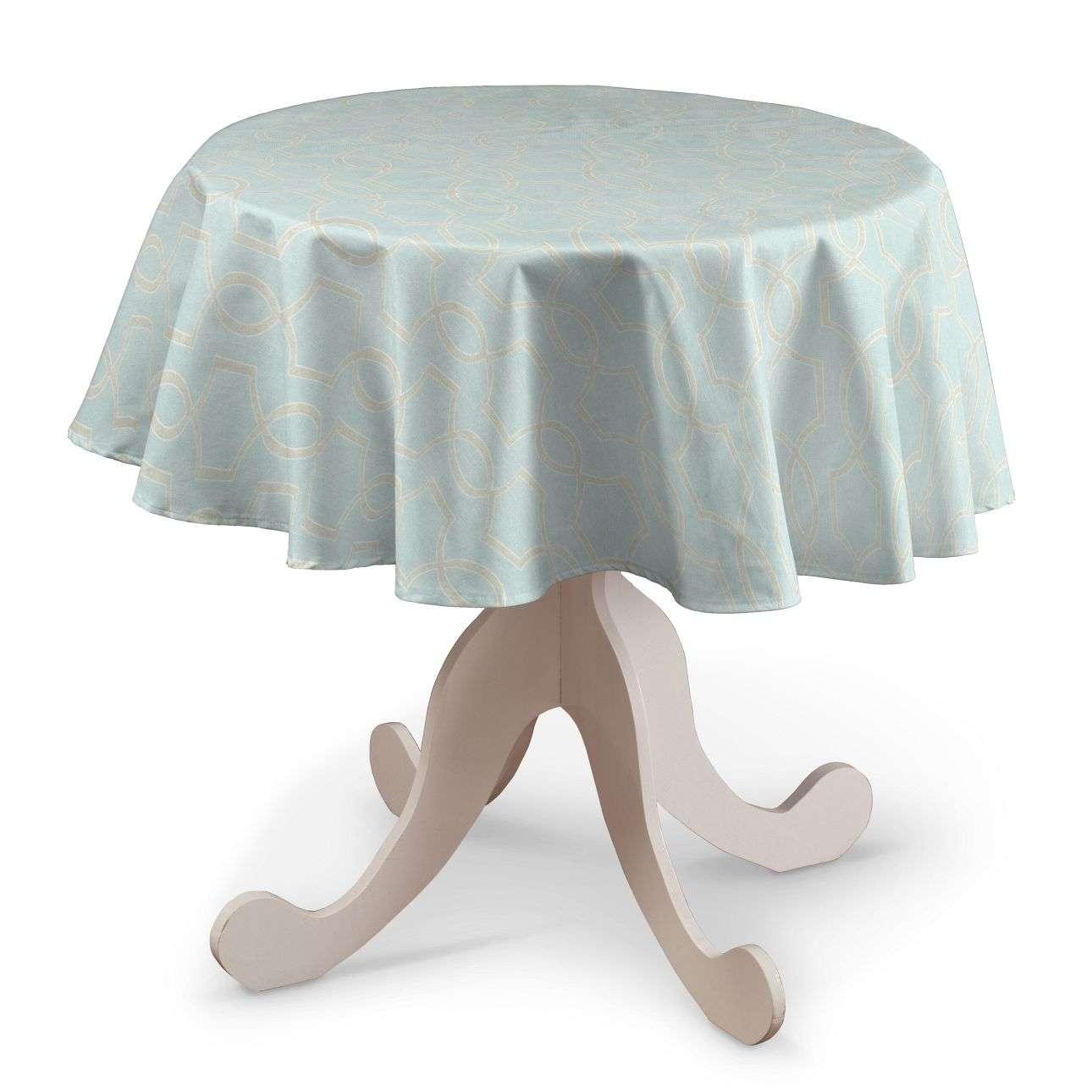 Runde Tischdecke Ø 135 cm von der Kollektion Comics, Stoff: 141-24