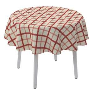 Staltiesės (apvaliam stalui) Ø 135 cm kolekcijoje Avinon, audinys: 131-15