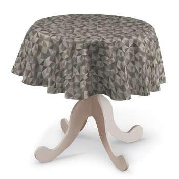 Rund bordduk fra kolleksjonen Retro Glam, Stoffets bredde: 142-84