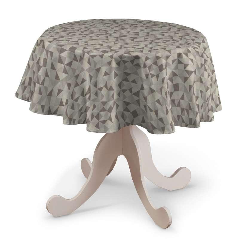 Staltiesės (apvaliam stalui) kolekcijoje Retro Glam, audinys: 142-85