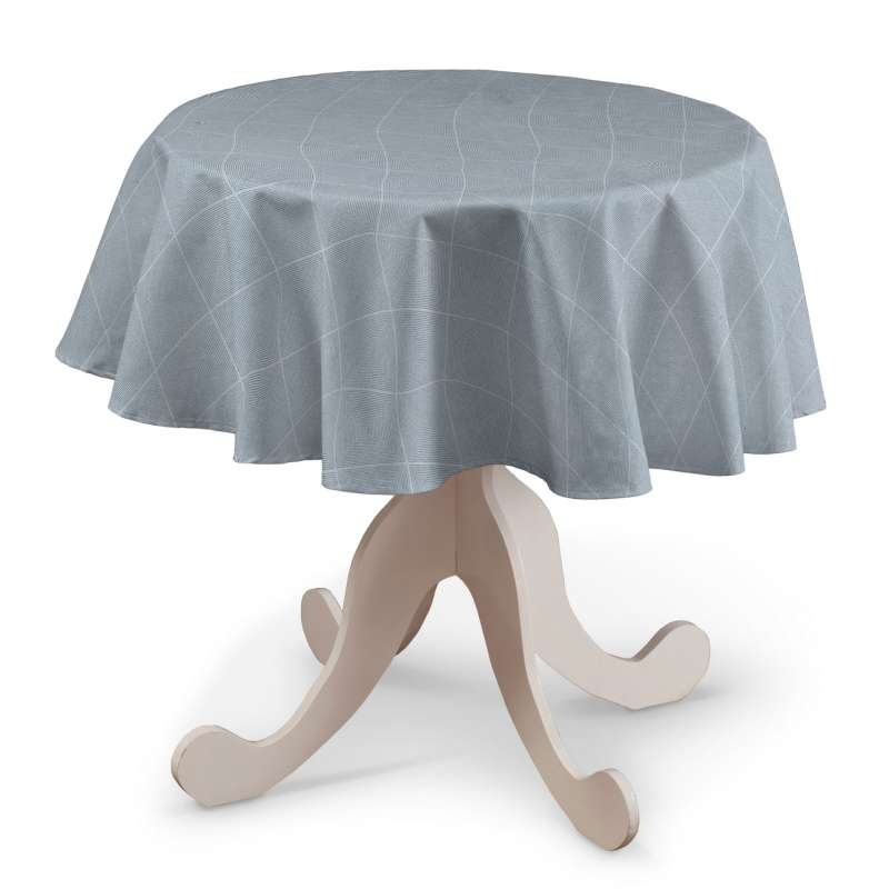 Runde borddug fra kollektionen Venice, Stof: 142-57