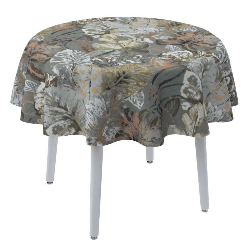Staltiesės (apvaliam stalui) kolekcijoje Abigail, audinys: 143-19