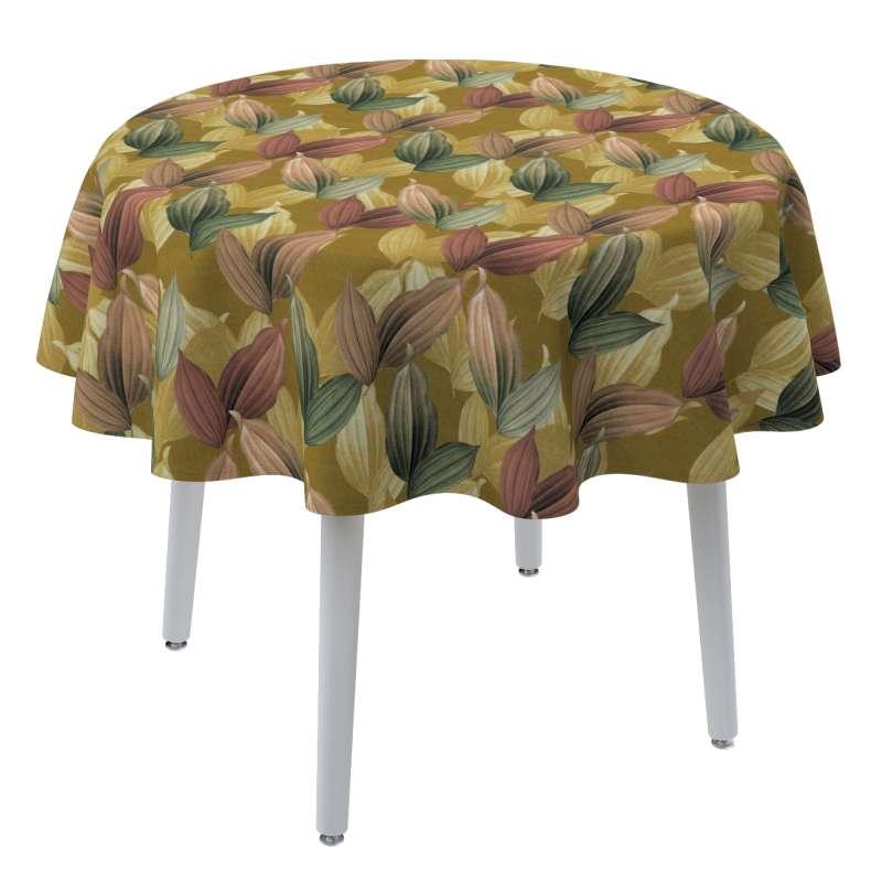 Staltiesės (apvaliam stalui) kolekcijoje Abigail, audinys: 143-22