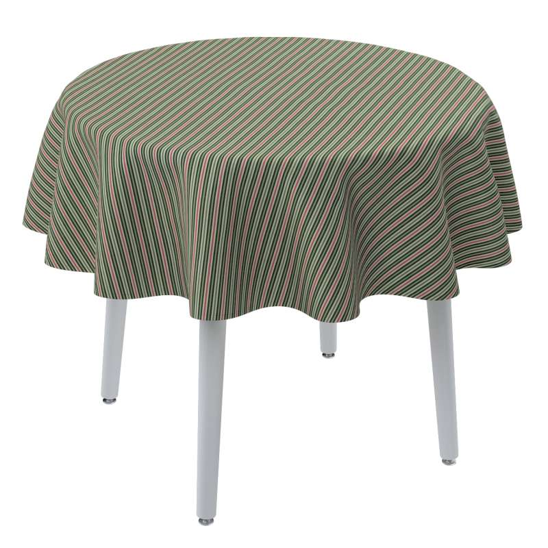 Runde borddug fra kollektionen Londres, Stof: 143-42