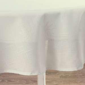 Runde Tischdecke Ø 135 cm von der Kollektion Romantica, Stoff: 128-88