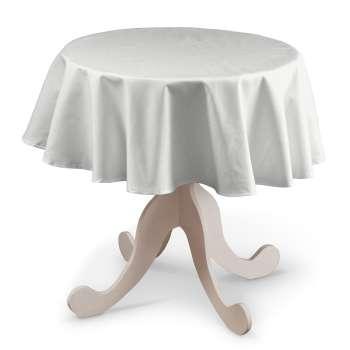 Staltiesės (apvaliam stalui) Ø 135 cm kolekcijoje Jupiter, audinys: 127-01