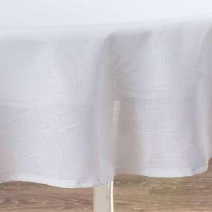 Obrus okrągły Ø 135 cm w kolekcji Romantica, tkanina: 128-77