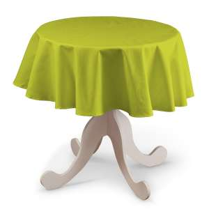 Runde Tischdecke Ø 135 cm von der Kollektion Jupiter, Stoff: 127-50