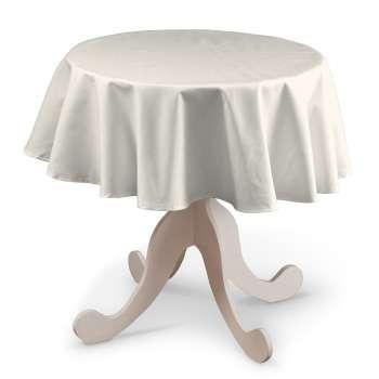 Staltiesės (apvaliam stalui) Ø 135 cm kolekcijoje Jupiter, audinys: 127-00