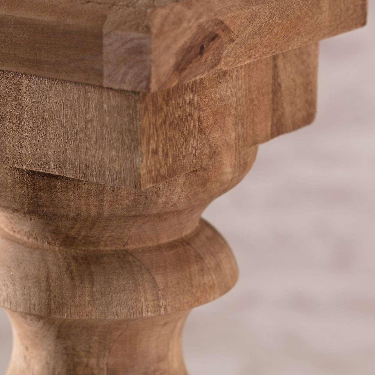 Lampa stołowa Mira wys. 80cm  35x35x80cm