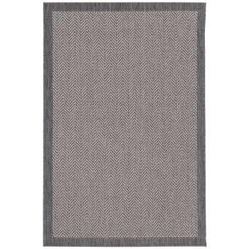 Teppich Breeze cliff grey 120x170cm