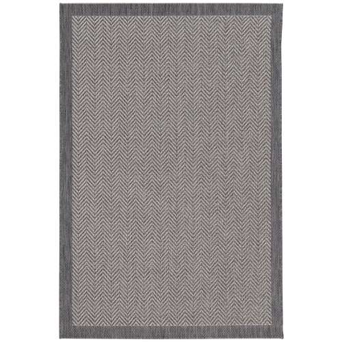 Teppich Breeze cliff grey 120x170cm