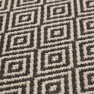 Dywan Modern Geometric black/ sand 160x230cm  160x230cm