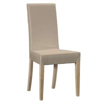 Harry kėdės užvalkalas - trumpas Harry kėdė kolekcijoje Cotton Panama, audinys: 702-01