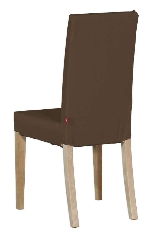 Harry kėdės užvalkalas - trumpas Harry kėdė kolekcijoje Cotton Panama, audinys: 702-02