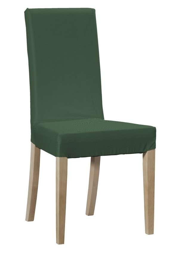 Harry kėdės užvalkalas - trumpas Harry kėdė kolekcijoje Cotton Panama, audinys: 702-06