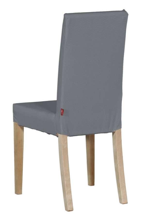 Harry kėdės užvalkalas - trumpas Harry kėdė kolekcijoje Cotton Panama, audinys: 702-07