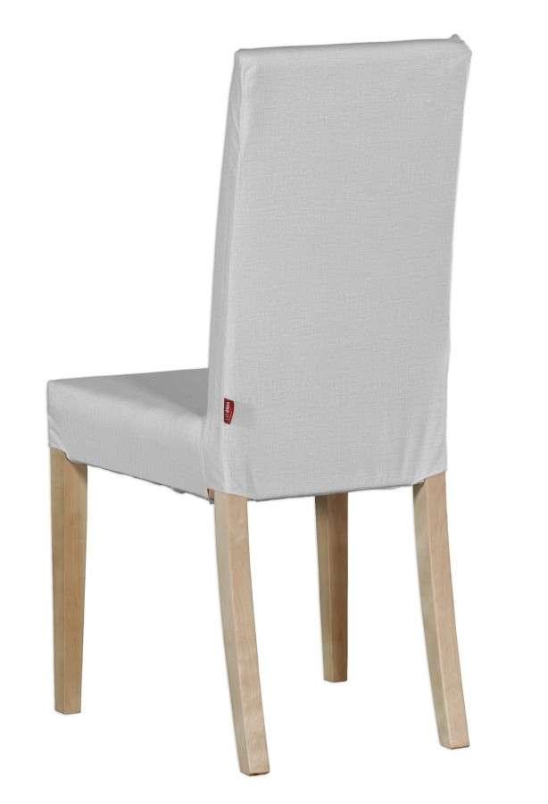 Sukienka na krzesło Harry krótka krzesło Harry w kolekcji Linen, tkanina: 392-04
