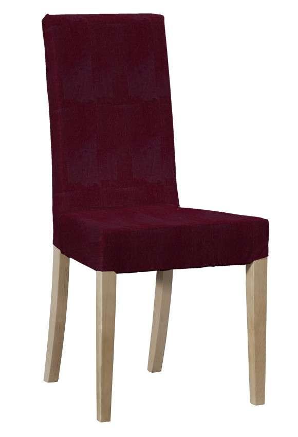 Sukienka na krzesło Harry krótka krzesło Harry w kolekcji Chenille, tkanina: 702-19