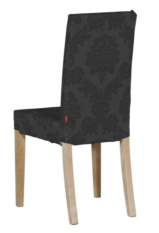 Sukienka na krzesło Harry krótka krzesło Harry w kolekcji Damasco, tkanina: 613-32