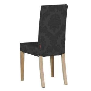 Harry kėdės užvalkalas - trumpas Harry kėdė kolekcijoje Damasco, audinys: 613-32
