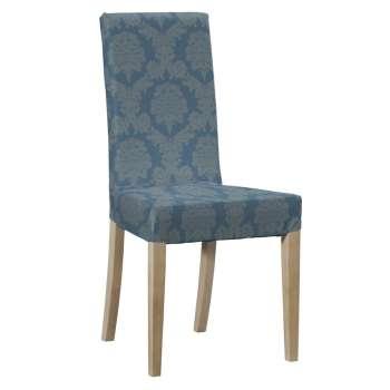 Harry kėdės užvalkalas - trumpas Harry kėdė kolekcijoje Damasco, audinys: 613-67