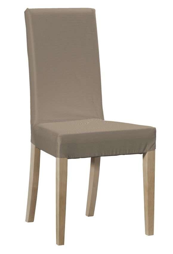 Harry kėdės užvalkalas - trumpas Harry kėdė kolekcijoje Cotton Panama, audinys: 702-28