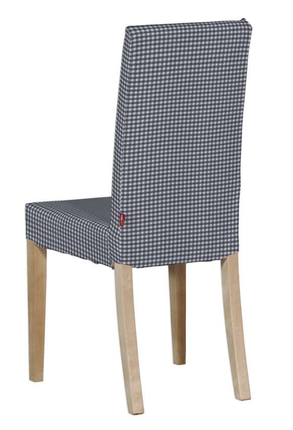 Potah na židli IKEA  Harry, krátký v kolekci Quadro, látka: 136-00