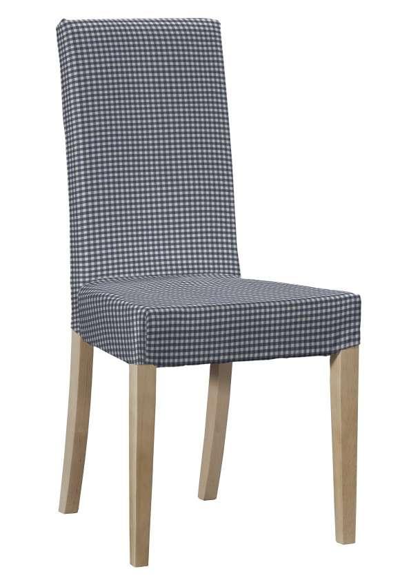 Návlek na stoličku Harry (krátky) V kolekcii Quadro, tkanina: 136-00