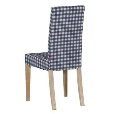 Sukienka na krzesło Harry krótka w kolekcji Quadro, tkanina: 136-01