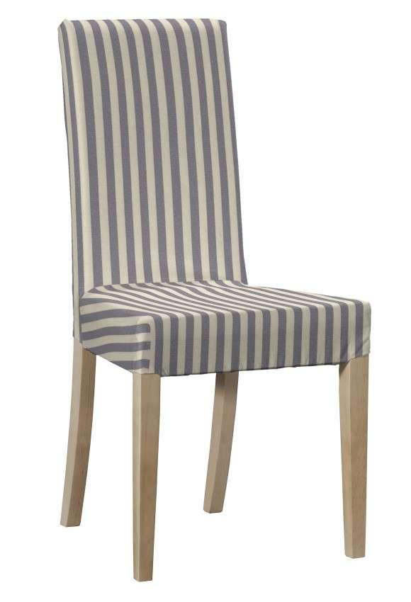 Harry kėdės užvalkalas - trumpas Harry kėdė kolekcijoje Quadro, audinys: 136-02