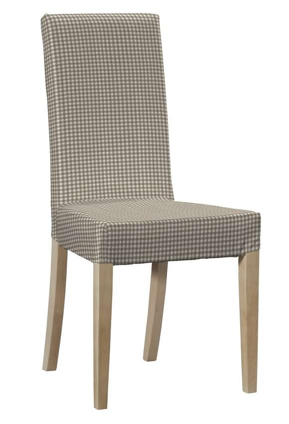 Harry chair cover in collection Quadro, fabric: 136-05