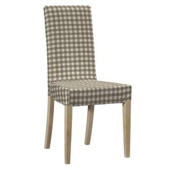 Harry kėdės užvalkalas - trumpas Harry kėdė kolekcijoje Quadro, audinys: 136-06